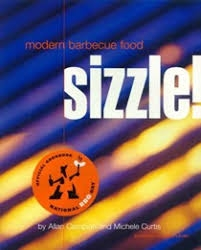 SIZZLE! MODERN BARBECUE FOOD COOK BOOK